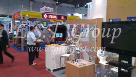 L.S.T. Group in Subcon Thailand 2013